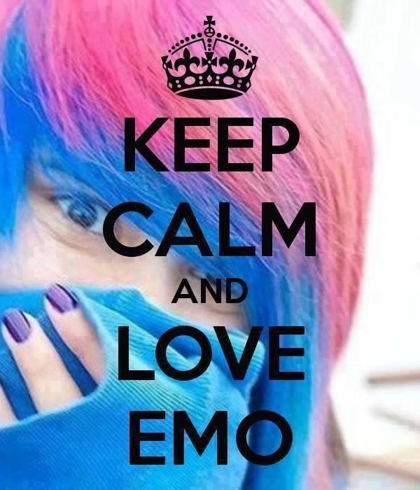 T'es emo, aime