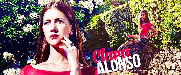 L'actualité sur Clari Alonso!