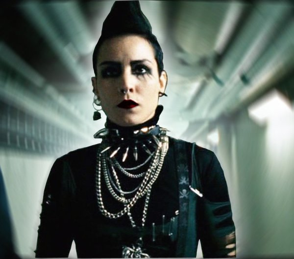 Lisbeth Salander made in USA et Suédoise <3