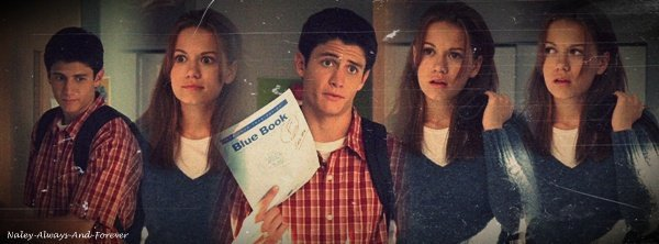 Nathan veux des cour mais Haley ne sais pas !