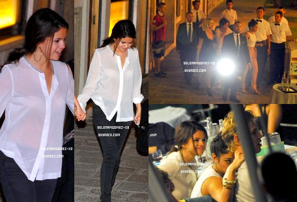 Selena Gomez super occuper !