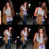 18 septembre 2012 : Selena sort d'un coiffeur.    Selena Gomez  a été aperçue alors qu'elle sortait de son salon de coiffure préférée Nine Zero One à Los Angeles. Ses cheveux on l'air beaucoup plus long. Extensions et couleurs, elle a vraiment tout fais et sa fais super jolie.