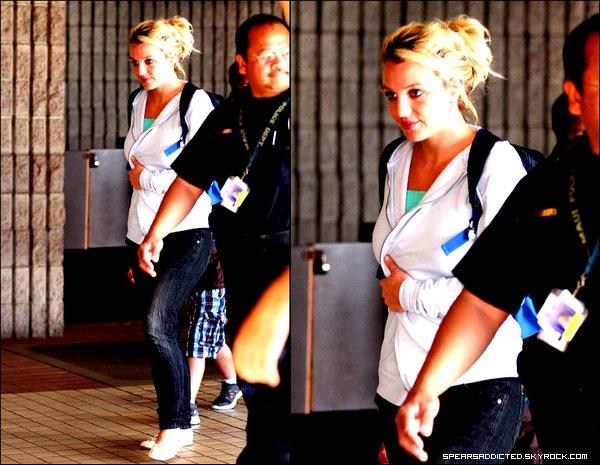 Britney et sa famille en vacances à Hawaii