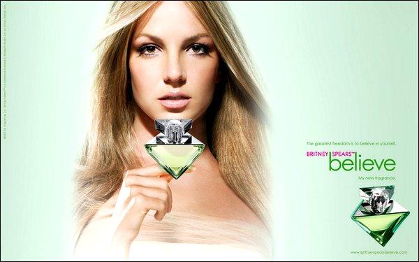 Britney dans le top 10 des parfums les plus vendus