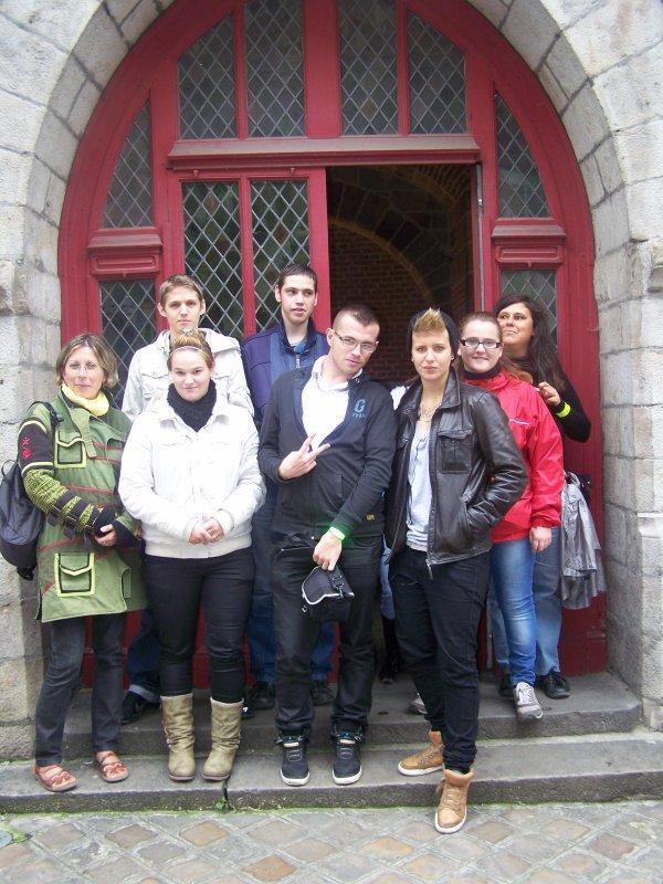 visite beffroi de Douai