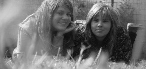 Amandine & Moi  :)