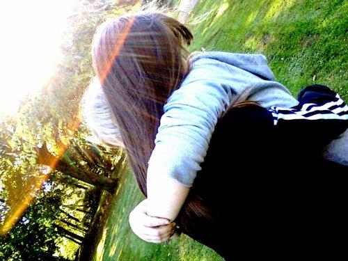 « Je ne pourrais exprimer tous ce que je ressens pour toi ; Mais aucun mots ne serais à la hauteur de mes sentiments »