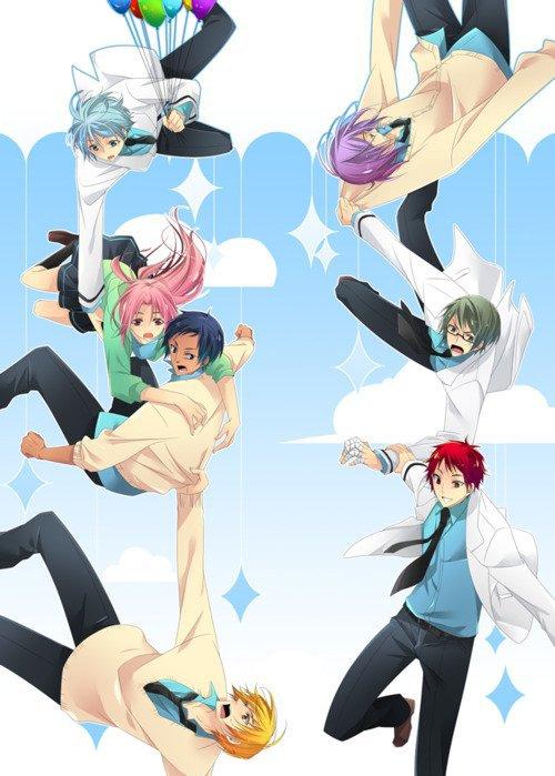 Fiction N°76 : Kuroko-no-Basket-Fanfic