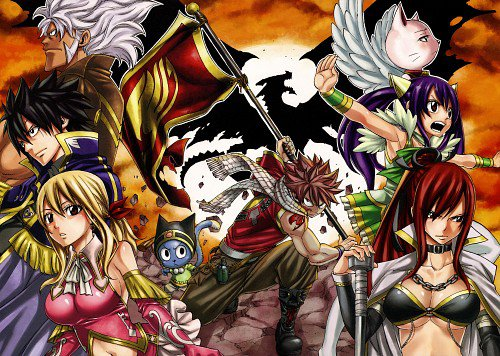 Fiction N°277 : A-Story-of-Fairy-Tail