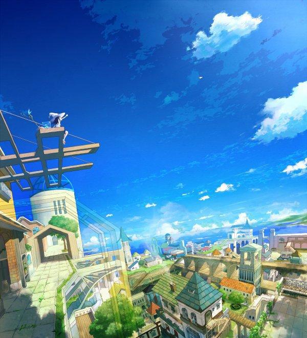 Fiction N°394 : Yuki-Toya