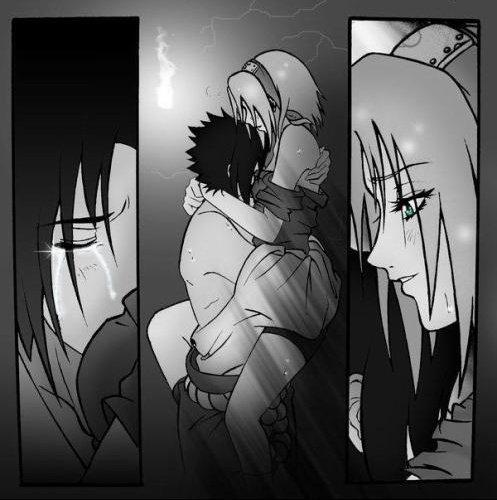 Fiction N°906 : SakuSasuLove