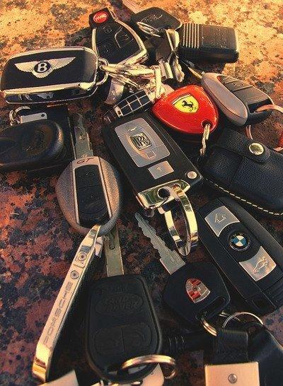 Mes clés