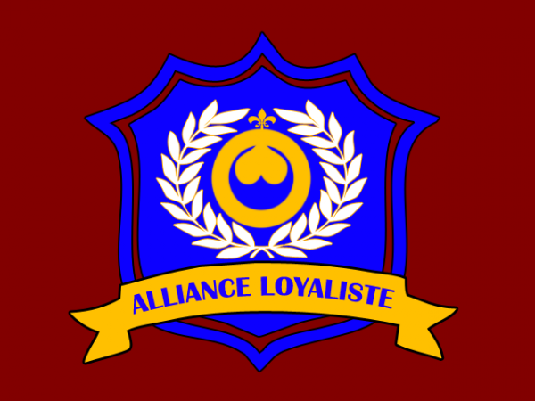 °•. °•. °•. Alliance Loyaliste .•° .•° .•°