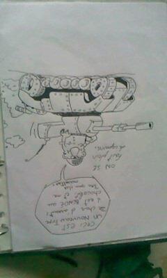 mes dessin^^