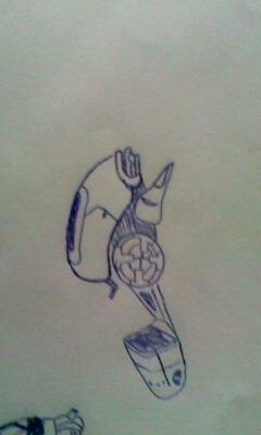 mes dessin 4 ^^