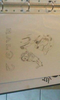 mes dessin5^^mdr