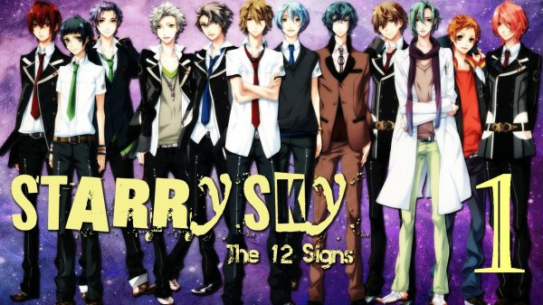 Mangas : Starry stay