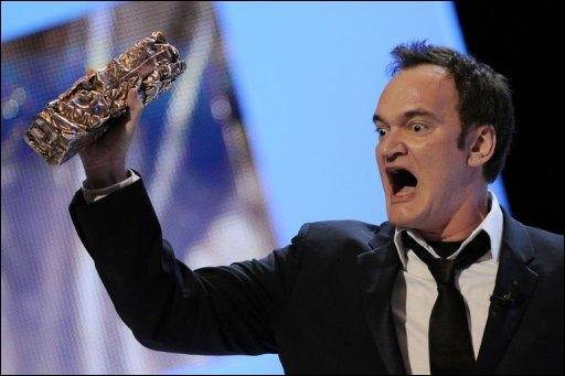 Quentin Tarantino ♥ 36ème Cérémonie des Césars.