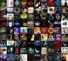 Petit montage de mes albums préférés