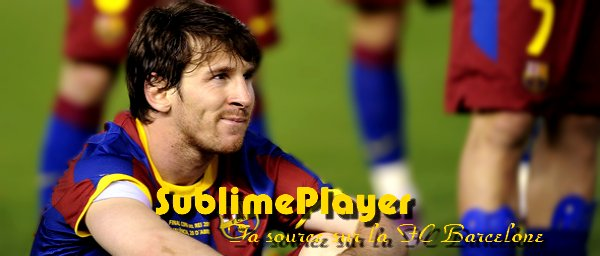 _  SublimePlayer ~ Ta seul source sur le FC Barcelone de Guardiola~ Article o2_