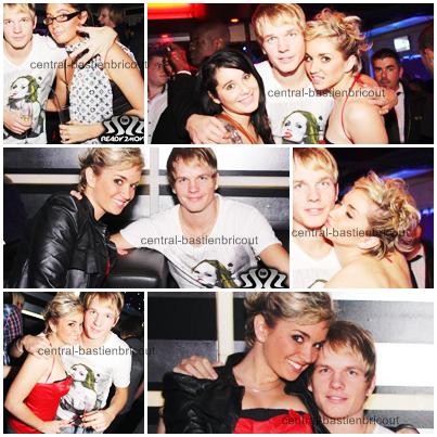 Bastien a été à la Soirée au Soho Club a Bruxelle accompagné de Aurélie.