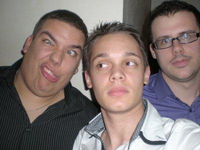 Flo, Moi et Toutoufe !