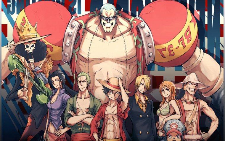 Ma FanFic : Set Island, L' île de tout les pirates !