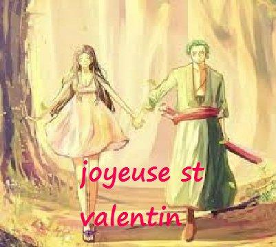 One Shot : St valentin