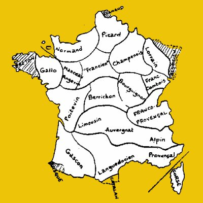 Auguste Brun : Introuducciou del francés en Biar e Roussilhou