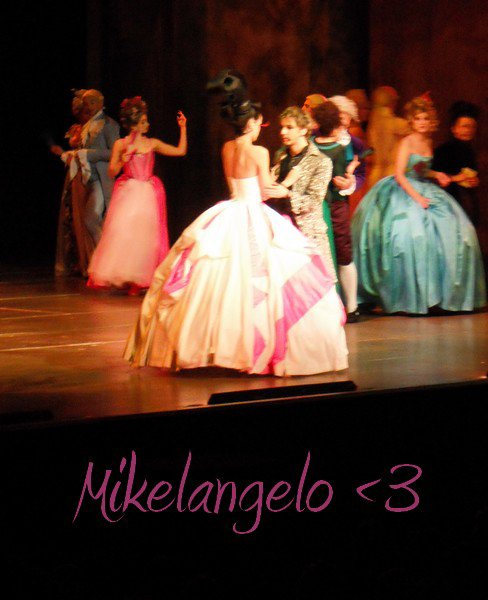 Mozart l'opera rock... ♥