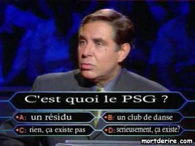 c koi le PSG ??
