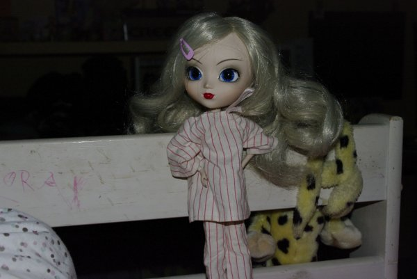 Mes pullips