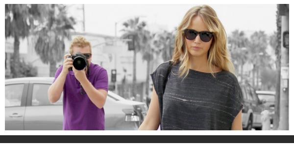 Divers ll  Jennifer Lawrence & les paparazzis ____