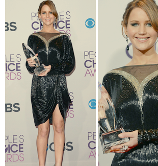 Event 2013 ll  People's Choice Awards - le 09.01.13