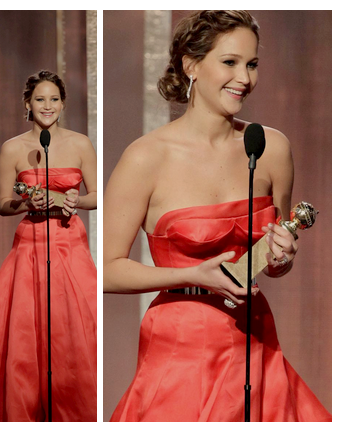 Event 2013 ll  Les Golden Globes - le 13.01.13