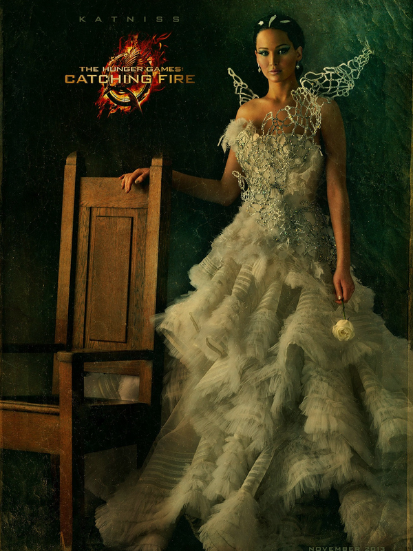 Catching Fire ll   Les affiches promotionelles