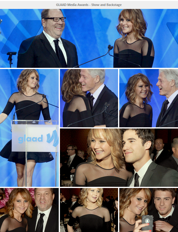 Event 2013 ll  GLAAD awards 2013 - 20.04.13