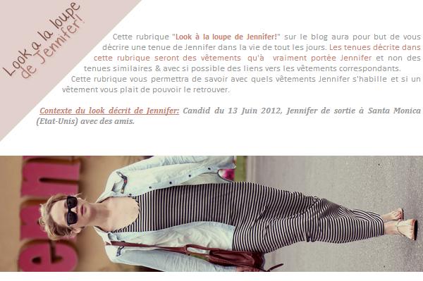 Look à la loupe ll  Candid du 13.06.13