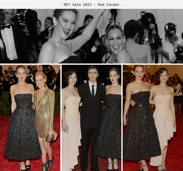Event 2013ll  MET gala - le 06.05