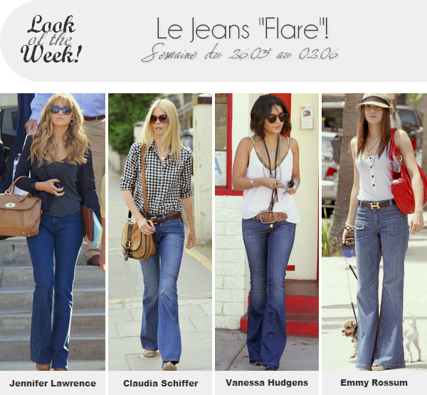 Look Of The Week ll  Semaine du 26.05 au 02.06
