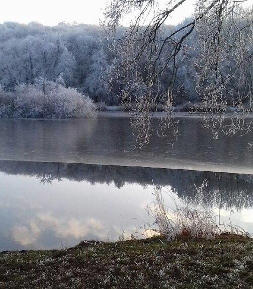 Le lac ❤️