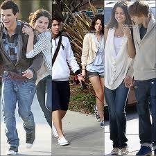 Taylor,Nick et Justin