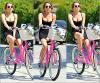 Le 6/04 : Miley a été vu faisant du vélo avec Brandi & Noah dans Toluca Lake.