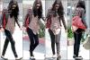 20/04/12 : Selena Gomez arrivant à l'aéroport Santa Monica de Los Angeles pour une destination inconnue