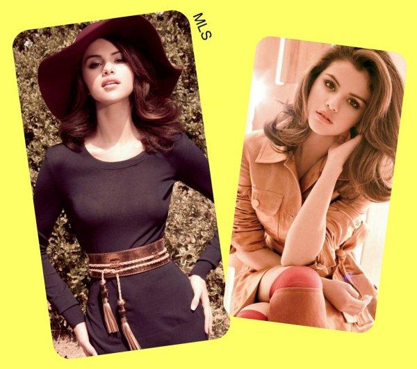 Selena Gomez pour Elle Mexicain