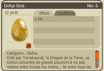 Le Dofus Ocre