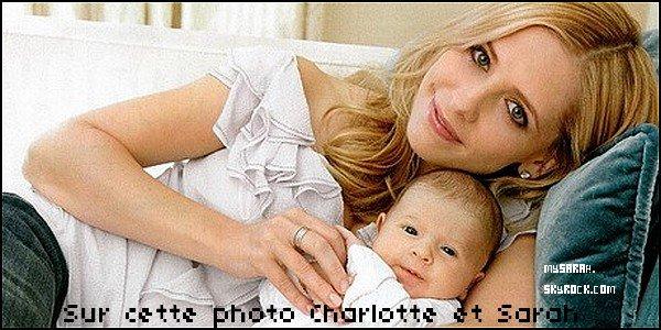 . Sarah & Freddie on enfin révéler le prénom du nouveau né! ♥♥ .