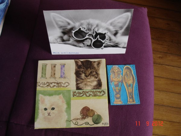 cadeaux de mes amies