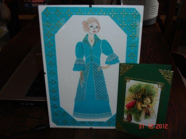 cadeaux de mon amie magdalena