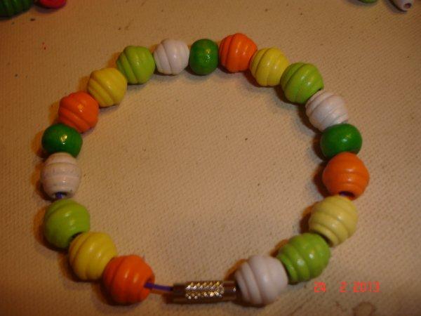 colliers et bracelets